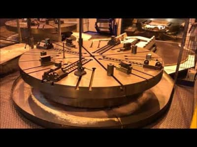 GIDDINGS & LEWIS VTC 2500 CNC-Vertikal Dreh und Fräszentrum v_02861872