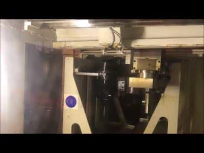 GIDDINGS & LEWIS VTC 2500 CNC-Vertical Lathe / Milling Center v_02861876