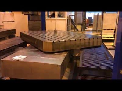 GIDDINGS & LEWIS FTR 5000 CNC Tischbohrwerk v_02861924