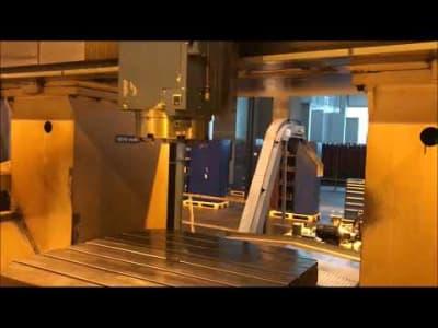 FOREST LINE VECOMILL 140 TF CNC Portalfräsmaschine v_02862210