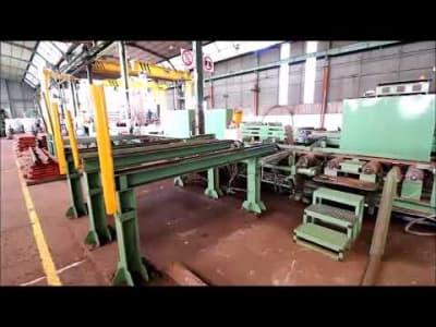 Impianto di taglio e curvatura per archi in acciaio TH v_02914439