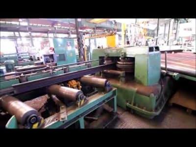 Schneid- und Biegeanlage für TH-Stahlbögen v_02927754