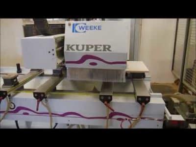 CNC обработващ център WEEKE BP 85 v_02939743