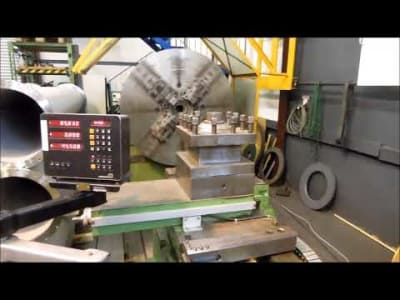 RAVENSBURG KBZ 100/55 Schwerdrehmaschine v_02968983