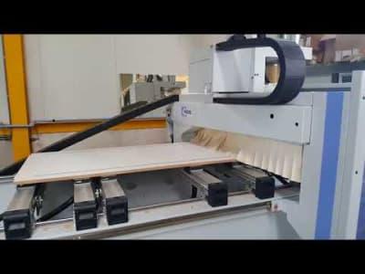 HOMAG BMG 111/Venture 108M Machining Center with FLEX 5 Interface v_02991705