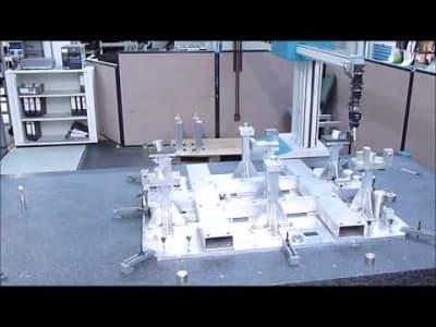 WENZEL RSplus 1618 CNC 3D Coordinate Measuring Machine v_03035096