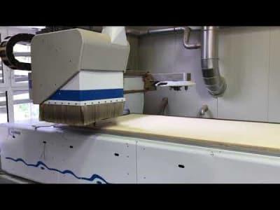 Centro de mecanizado CNC HOMAG BOF 211/52/R v_03047257