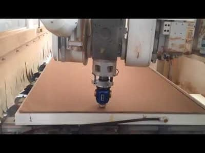 Centro de mecanizado de 6 ejes BACCI MASTER v_03052284