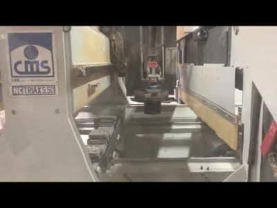 Centro di lavoro CNC CMS TRIAX 5 v_03052321