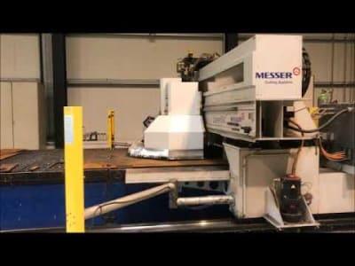 MESSER GRIESHEIM LASERMAT 4200 CNC Laser Cutting Machine v_03115367