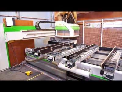 Centre d'usinage CNC BIESSE ROVER 37 XL avec système EPS v_03140534