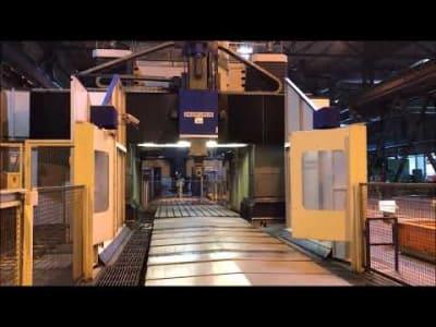 DROOP + REIN T 2550 TR75C CNC Portal-Bearbeitungszentrum für die Schwerzerspanung v_03146481