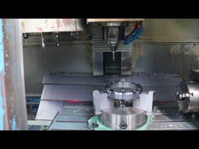 Centro di lavoro KONDIA B-1050 4-Axis CNC Vertical v_03147909