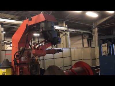 Robot combinado de soldadura y corte por plasma v_03154624