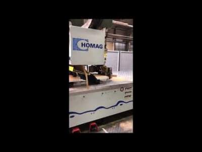 Centre d'usinage CNC HOMAG GENIUS BAZ20/30/12/V/GA v_03155706