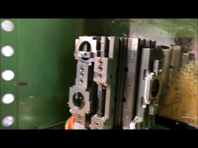 Centro de mecanizado horizontal WAHLI 50 v_03181471