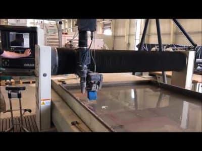 Machine de découpe par jet d'eau OMAX 60120 v_03208926