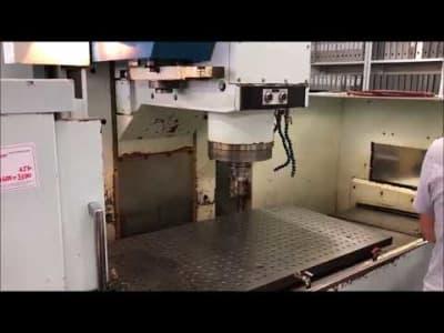 Centro di lavoro CNC TOYODA FV 65 v_03208928
