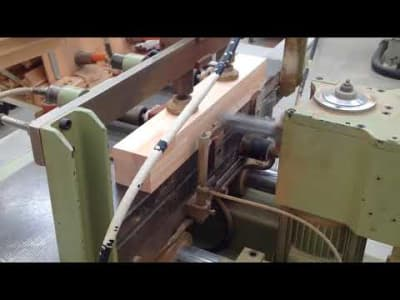 STROMAB BD1P Hand- Horizontal- Langlochbohrmaschine v_03211690