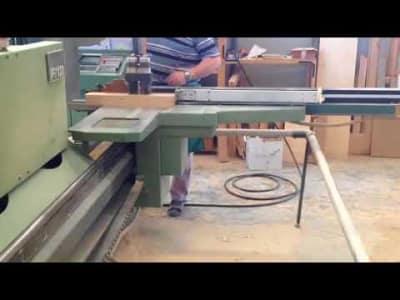SAC F12 Winkelanlage/Fenstermaschine v_03211692
