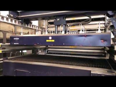 BYSTRONIC BYSTAR 4020 Laser Cutting Unit v_03212625
