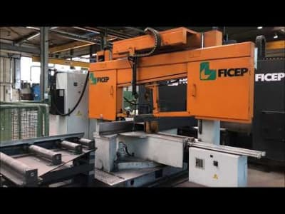 FICEP 1203 DFB Combined Saw- and Drilling Unit v_03212635