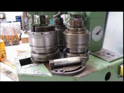HERKULES BO 230K Profile Ring Bending Machine v_03215790