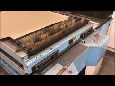 Découpeuse laser double TRUMPF TRUMATIC HLS 2502 C v_03221586