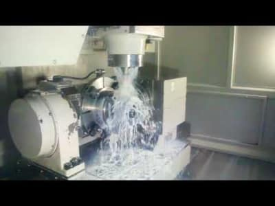 QUASER MF500C/15C CNC 5-Axes Vertical Machining Centre v_03237914