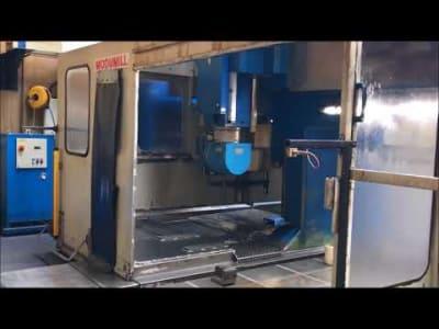 FOREST LINE Modumill 250D Gantry Type Milling Machine v_03250624