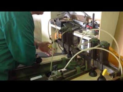 Máquina para la producción de ataúdes SALVADEO v_03250844