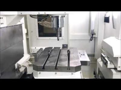 WEMAS VZ 600 APC Vertical Machining Centre v_03256706