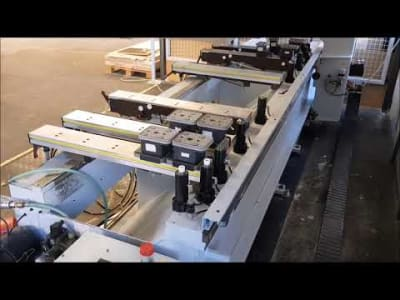 Centro di lavoro CNC WEEKE OPTIMAT BP 85 v_03274105