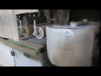 CMC SERIO MS 30/100 LOT Brushing & Sanding Machine v_03292156