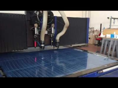 Découpeuse laser pour bois et plexiglas CUTLITE PENTA PLN 3025 2T v_03316469