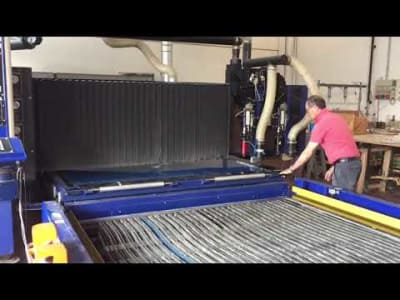 CUTLITE PENTA PLN 3025 2T Laser-snijmachine for Plexiglass and Wood v_03316470