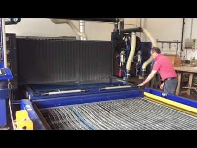 Découpeuse laser pour bois et plexiglas CUTLITE PENTA PLN 3025 2T v_03316470