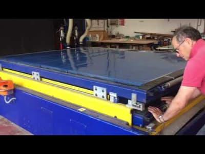 Découpeuse laser pour bois et plexiglas CUTLITE PENTA PLN 3025 2T v_03316472