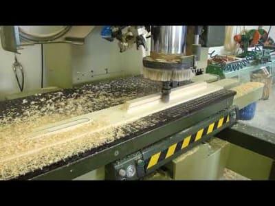 SCM ROUTRON RTR SUPER 3-Axis CNC Machining Center v_03389359
