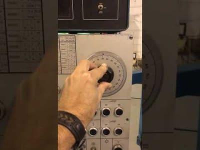 HAUSER 3SMO Jig Grinding Machine v_03390372