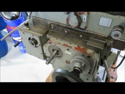 DORIA FU 110 Universal milling machine v_03406494