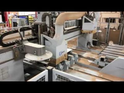 HOMAG Optimat BOF 712/32/K CNC Machining Centre v_03407113