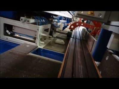 K.SCHULTEN RKS 350 Mitre Saw: for Aluminum and Plastic Profiles (Window/Roller Shutter Production etc.) v_03409018