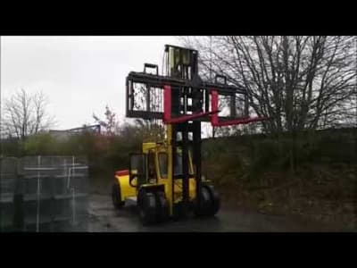 Carrello elevatore diesel HYSTER H 300 B v_03411918
