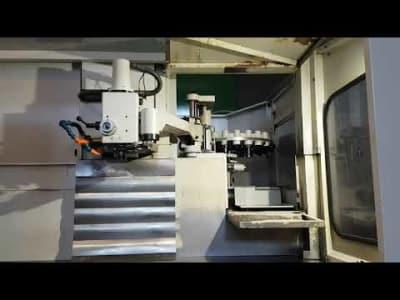 MIKRON UME 710/900 TNC 407 3-Achs Vertikal-Bearbeitungszentrum v_03412559