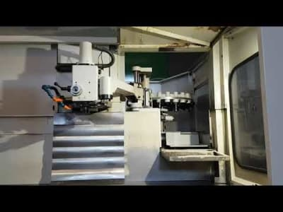 MIKRON UME 710/900 TNC 407 3 Axis Vertical Machining Centre v_03412559