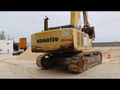 Excavadora hidráulica de cadenas KOMATSU PC600-7K v_03413410