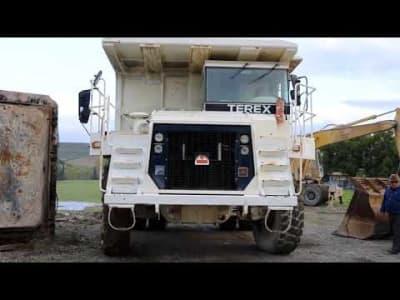 TEREX TR 40 Schwerlast-LKW v_03413441