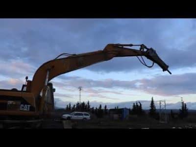 CATERPILLAR M-320 Hydraulic Excavator v_03413582