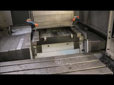 CHIRON FZ 12 S Magnum High Speed Vertical Machining Centre v_03414634